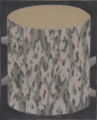 Johnny Izatt-Lowry, 'A Log', 2020