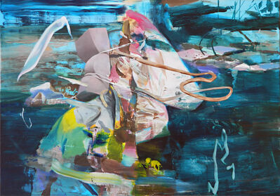 Giuseppe Gonella, 'Evidence of Time', 2013