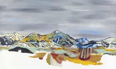 Mariana Bunimov, 'Pano Snowy Dirt Road', 2016