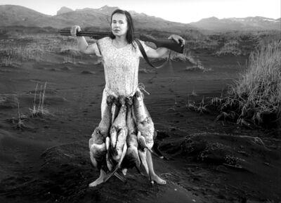 Agnieszka Sosnowska, 'My Belt, Héraðsandur, Iceland', 2011