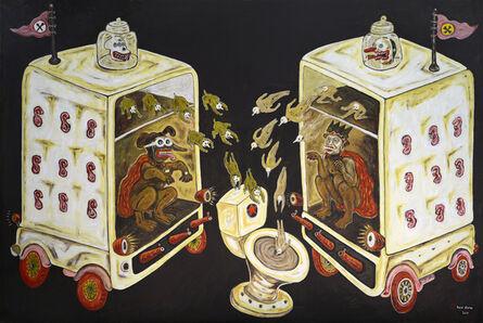 Heri Dono, 'Salto Mortale', 2011