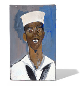 Henry Taylor, 'Sailor', 2009