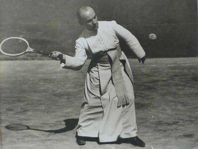 Károly Escher, 'Tennis', 1930
