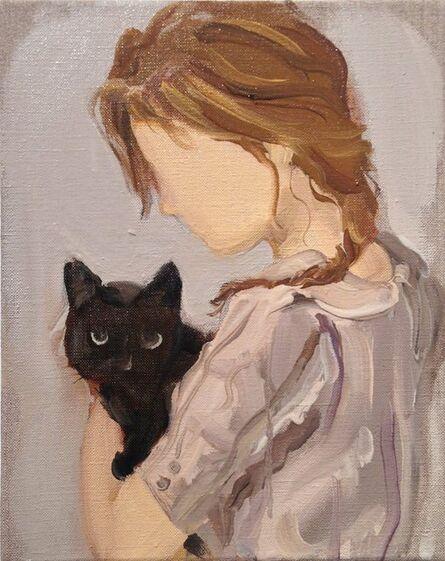 Gideon Rubin, 'Black Cat', 2012