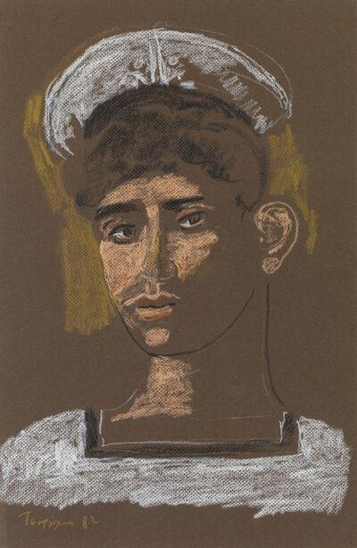 Yannis Tsarouchis, 'Sailor', 1987