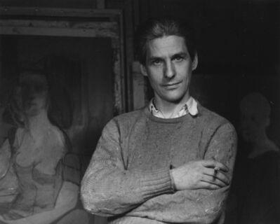 Ellen Auerbach, 'Willem de Kooning', 1944