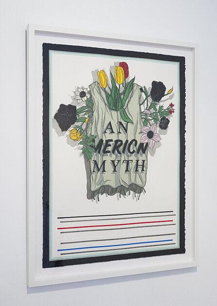Alex Ziv, 'An 'Merican Myth', 2015