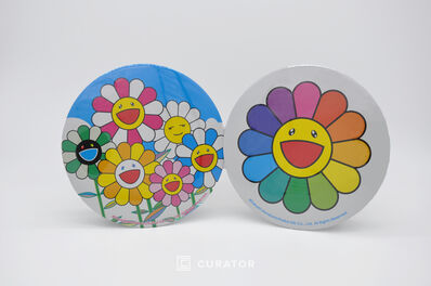 Takashi Murakami, 'TAKASHI MURAKAMI Flower Pin', 2017