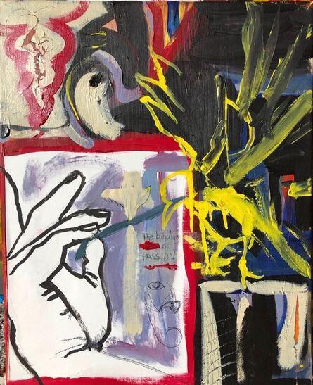 David Reardon, 'Bird on a Leash', 2020