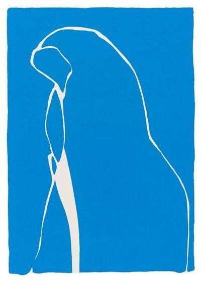 Gary Hume, 'Blue Nun', 2015
