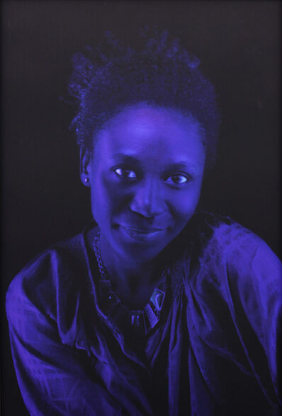 Kerry James Marshall, 'Black Beauty (Alana)', 2012