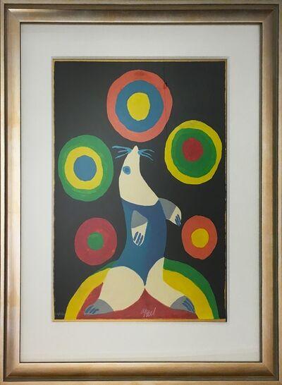 Karel Appel, 'The Circus Suite ( Seal )', 1978