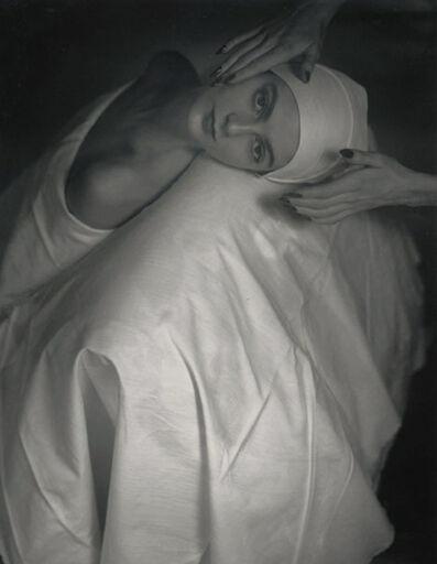 Horst P. Horst, 'Carmen, Face Massage', 1946