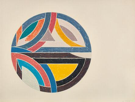 Frank Stella, 'Sinjerli Variation III, from Sinjerli Variations (A. & K. 117)', 1977