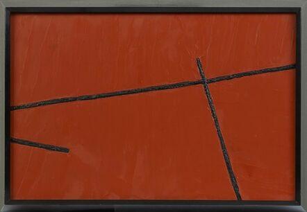 Takeo Yamaguchi, 'Kō (Suburbs)', 1972