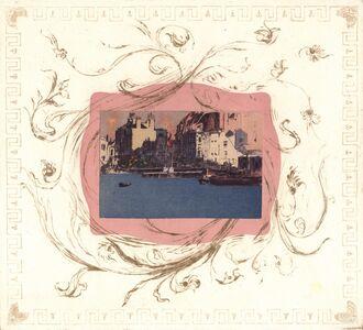 Theodore Roussel, 'Chelsea Palaces (Colour Version)', 1890-1897