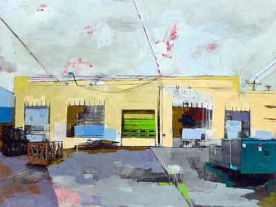Daphne Minkoff, 'B Side 4', 2017