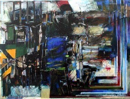 William Pachner, 'Transit', 1980