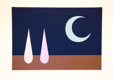 Cotelito, 'Two drops of perfume in the night', 2019