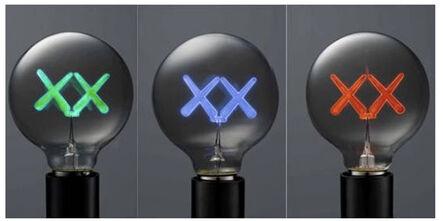 KAWS, 'KAWS X Standard Hotels. Bulb Set', 2011