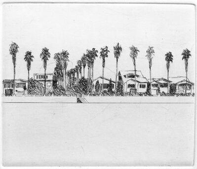 Robert Bechtle, 'View of Alameda', 1967