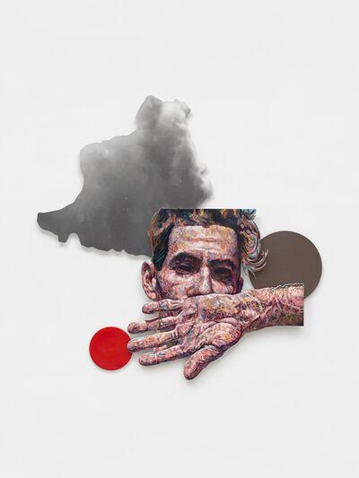 Hung Liu 刘虹, 'Hand to Mouth 2', 2020