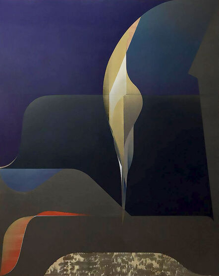 Omar Barquet, 'Unsleeping bird (after O. Messiaen)', 2017