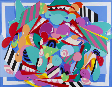 Eric Inkala, 'Still Life with Eyeballs', 2020