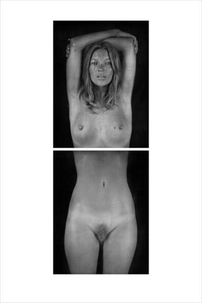 Chuck Close, 'Untitled (Kate)', 2008