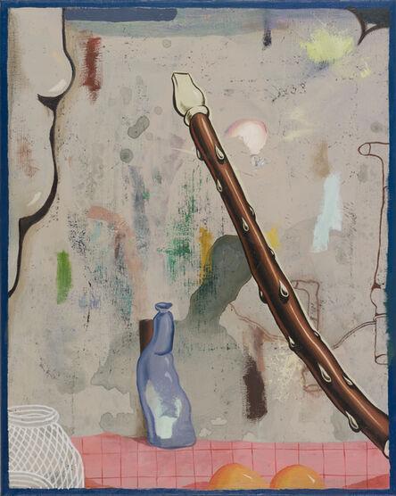 Stijn Bastianen, 'Angstzweet', 2020