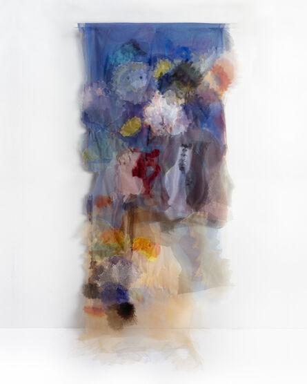 Teresa Giarcovich, 'Crisantemos', 2017
