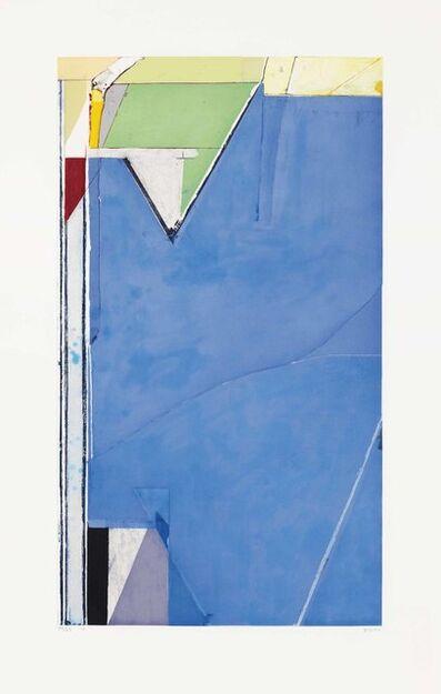 Richard Diebenkorn, 'High Green, Version II', 1992