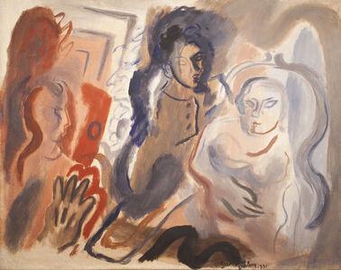 Germaine Derbecq, 'Le Gant ', 1931