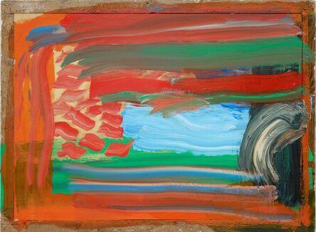 Howard Hodgkin, 'Wet Evening', 2009-2012