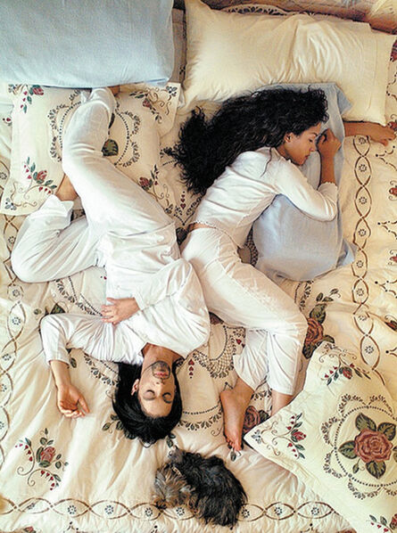 Steve Parke, 'Prince and Mayte in Bed, 1999', 1999