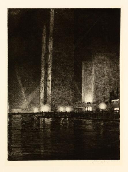 Gerald K. Geerlings, 'Chicago Fair', 1897-1958