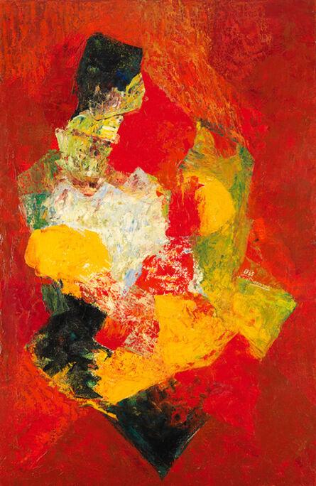 Joseph Lacasse, 'Tachisme', 1935
