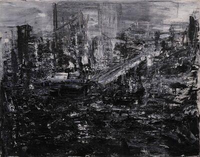 Zhou Lian Hua, 'THE DEPOSIT OF THE WORLD (為下必因川澤)'