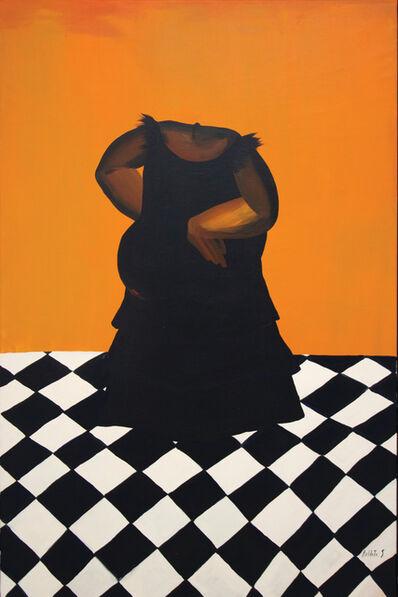 Bahati Simoens, 'Lay your head on my soul', 2021