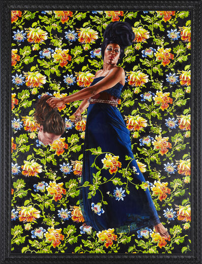Kehinde Wiley, 'Judith and Holofernes', 2012