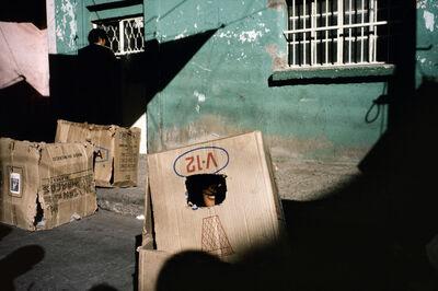 Alex Webb, 'Leon', 1987