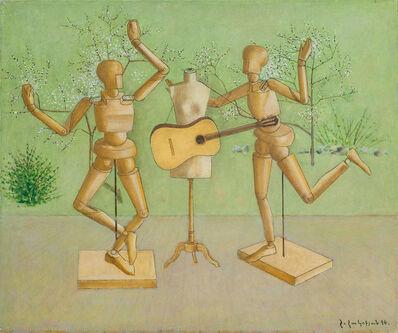 Hagop Hagopian, 'Singers', 1999
