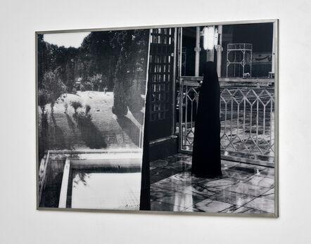 Katharina Sieverding, 'Schichtseite nach unten 12', 1970/2007
