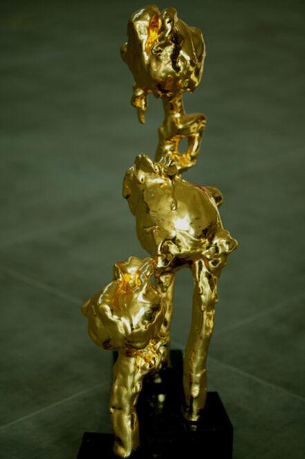 Donghong ZHANG, 'Flower of Desire', 2009