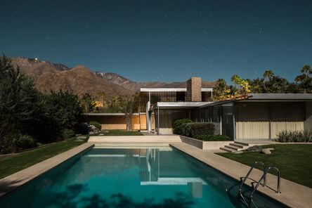 Tom Blachford, 'Kaufmann Desert House - Midnight Modern', 2019