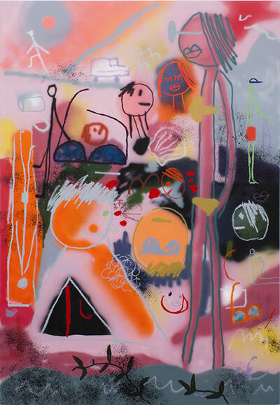 Joshua Nathanson, 'Slow Patch', 2015