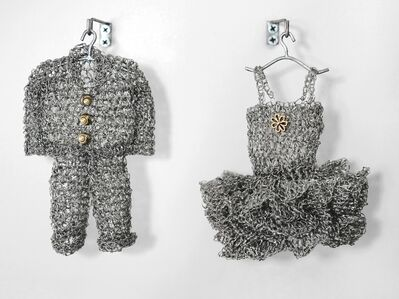Donna Rosenthal, 'chainmail', 2020