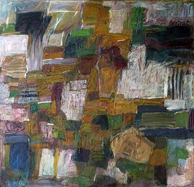 William Pachner, 'Existential Landscape', 1964