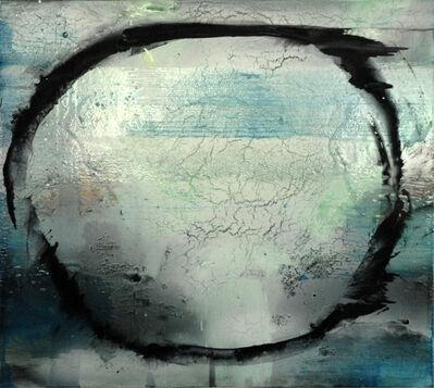 Jop Vissers Vorstenbosch, 'Circle on screen (The moment before the snow)', 2013