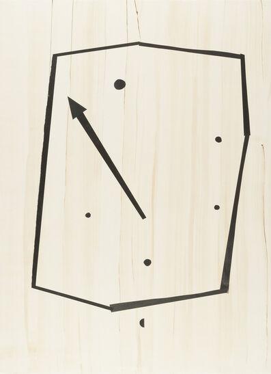 Todd Norsten, 'Clock #1', 2017